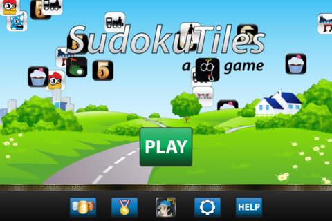 Sudoku Tiles - náhled