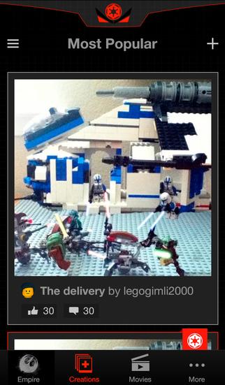 LEGO® STAR WARS™ screenshot 3