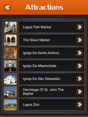 Lagos Offline Travel Guide - Portugal screenshot 8