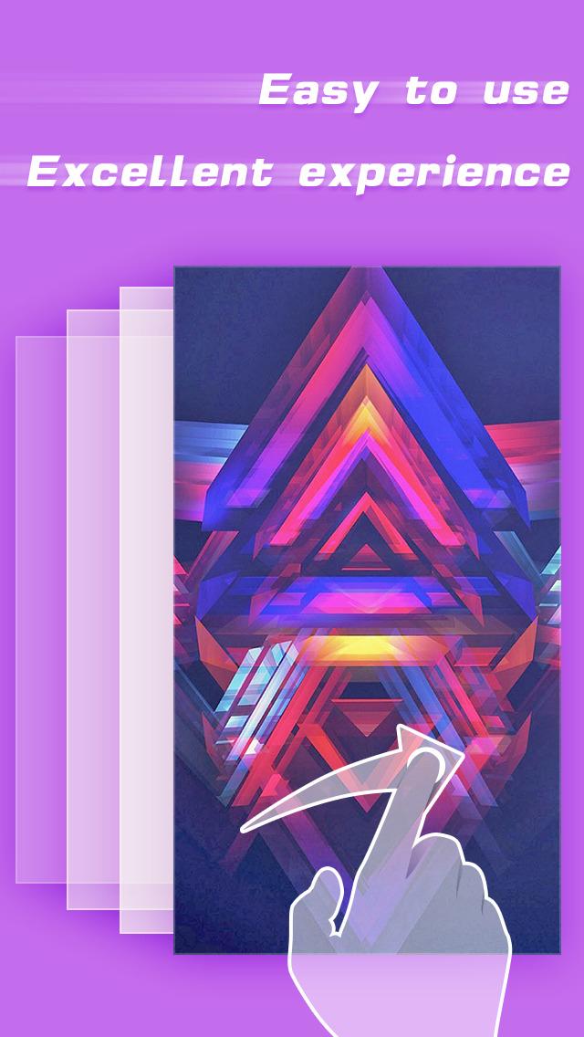 Wallpapers HD : New themes screenshot 2