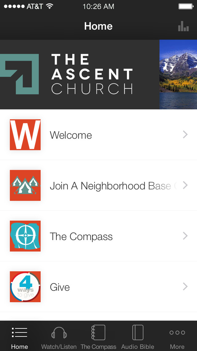 The Ascent Church screenshot 1