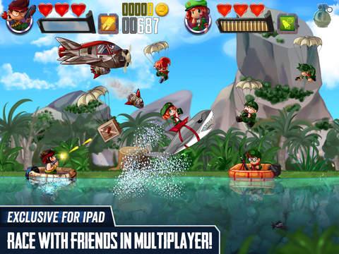 Ramboat: Shooting Offline Game screenshot 6