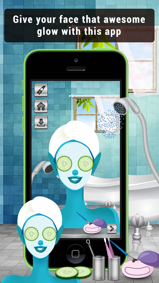 Alien Spa & Makeup Salon Lite screenshot 3