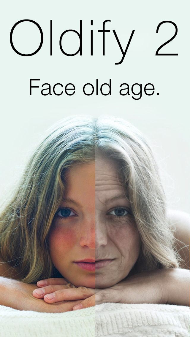 Oldify - Old Face App screenshot 1