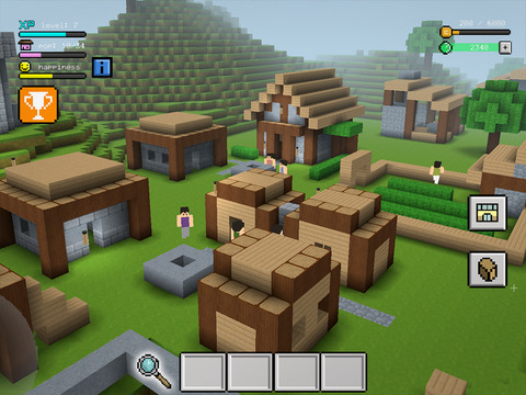 Block Craft 3D: Building Games screenshot 6