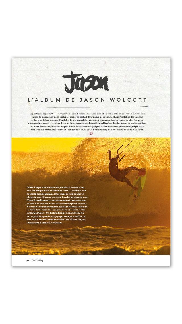 TheKiteMag - Magazine International de Kiteboarding screenshot 2