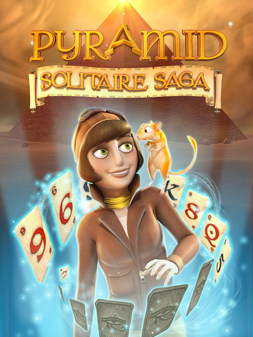 Pyramid Solitaire Saga screenshot 10