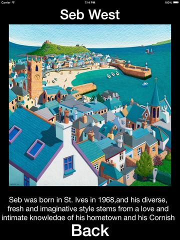 The St Ives Living Guide screenshot 6
