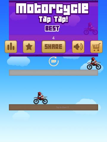 Motorcycle TAP TAP screenshot 6