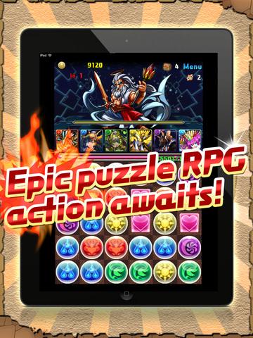 Puzzle & Dragons (English) screenshot 7