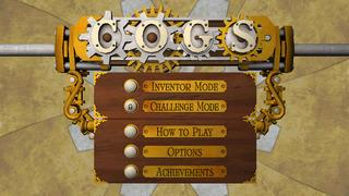 Cogs HD screenshot #1