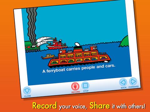 Boats - Byron Barton screenshot 10
