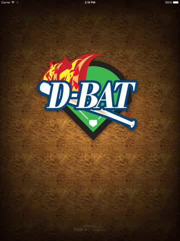 D-BAT screenshot #1