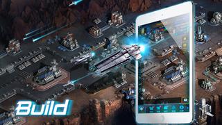 Galaxy At War Online screenshot 1