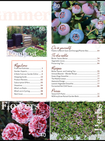 Home Grown Magazine screenshot 8