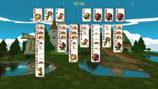 Freecell Royale screenshot 3