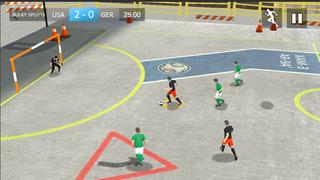 Street Soccer - Futsal 2019 screenshot 1