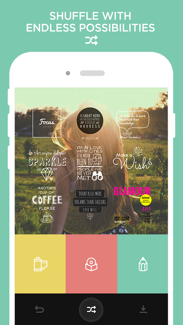 Cover ‒ Photo Editor screenshot 2