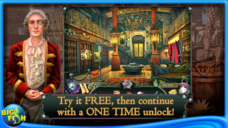 Sea of Lies: Mutiny of the Heart - A Hidden Object Game with Hidden Objects screenshot #1