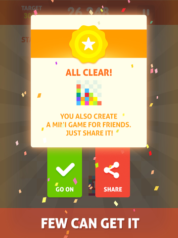 Just Clear All - popping numbers puzzle game screenshot 7
