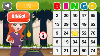 Bingo Witch: Cauldron of Riches Jackpot - Pro Edition screenshot 1