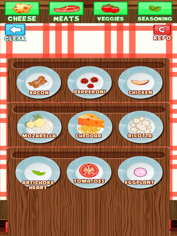 Awesome Pizza Italian Pie Restaurant Maker screenshot 10