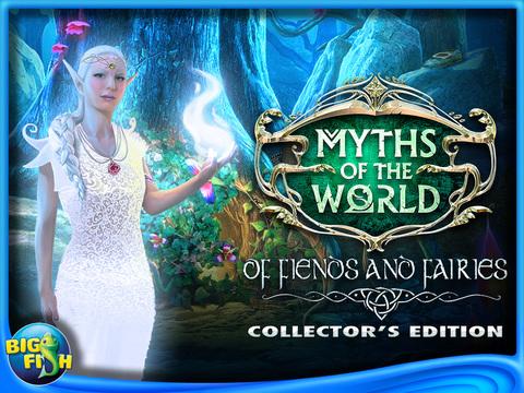 Myths of the World: Of Fiends and Fairies HD - A Magical Hidden Object Adventure screenshot 5