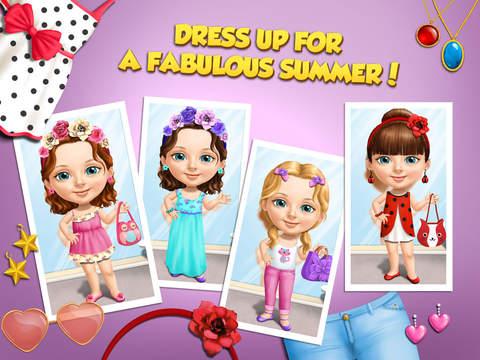 Sweet Baby Girl Summer Fun - Dream Seaside screenshot 9
