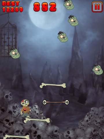 Jump Jump Zombie screenshot 6