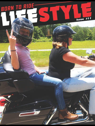 Born To Ride Lifestyle Motorcycle Magazine screenshot 9