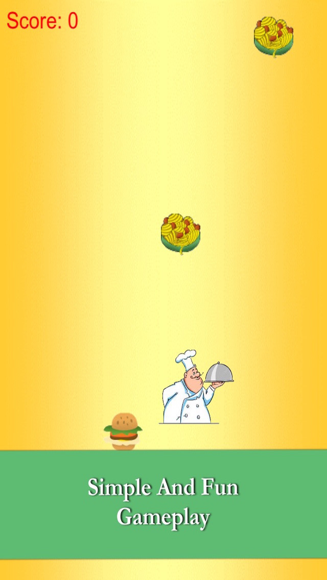 Agile Chef: Catch Delicious Food screenshot 2