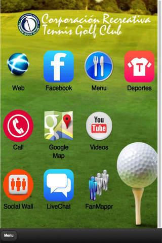 Tennis Golf Club - náhled