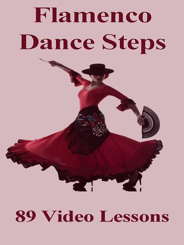 Flamenco Dance Steps screenshot 6