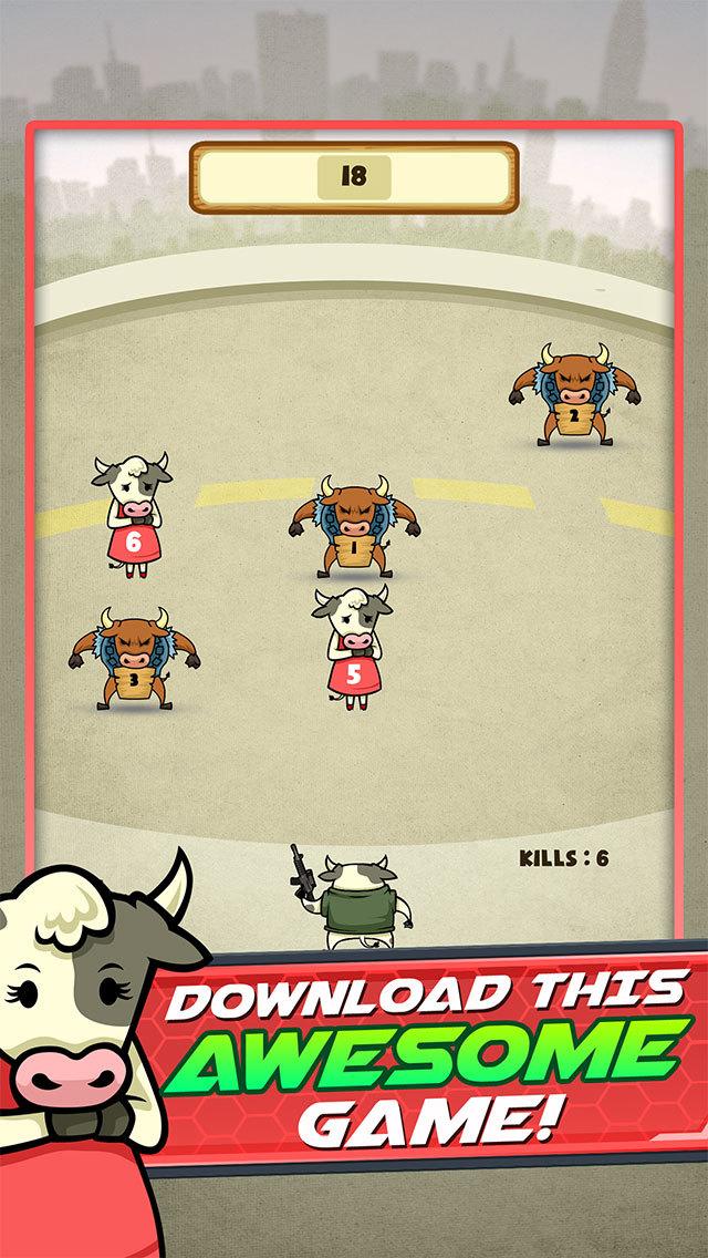 Cow Sniper screenshot 3