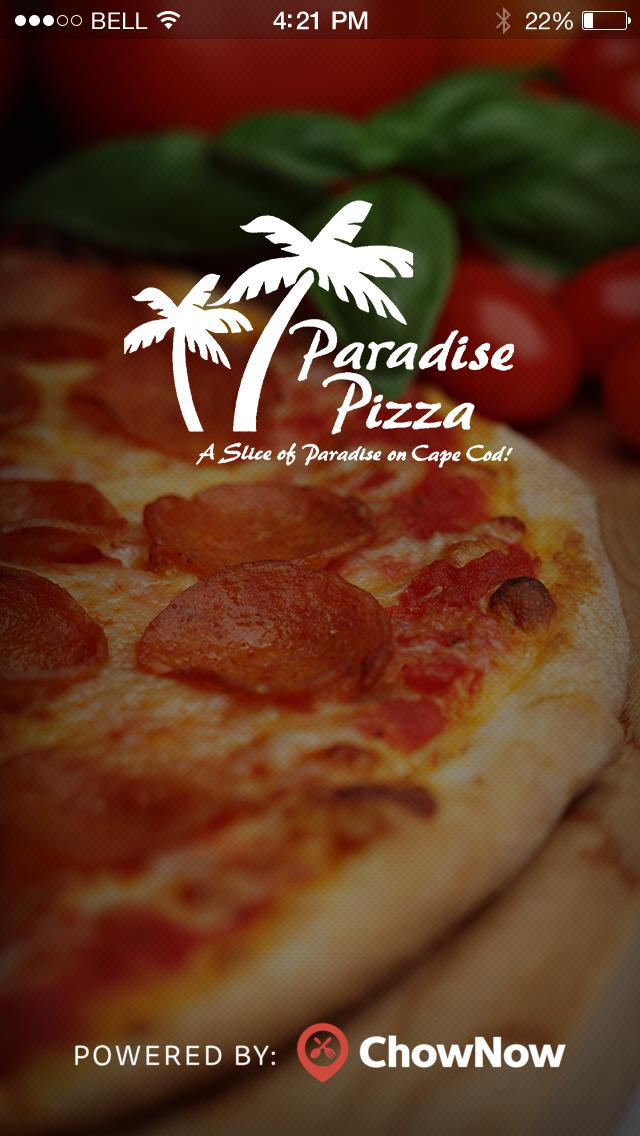 Paradise Pizza screenshot 1