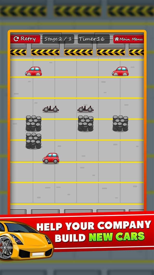 Furious Car Game screenshot 1