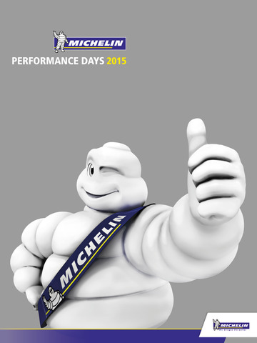 MICHELIN PERFORMANCE DAYS screenshot 4
