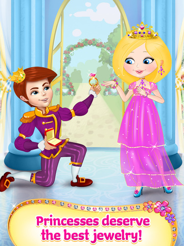 Princess Shiny Jewelry Shop screenshot 6