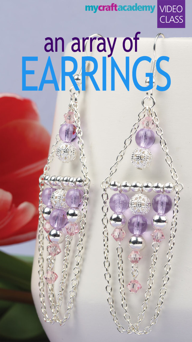Array of Earrings screenshot 1