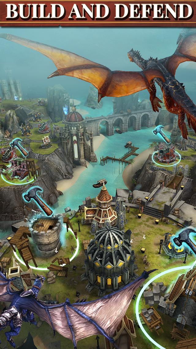 War Dragons screenshot #4
