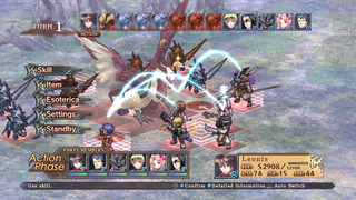 Record of Agarest War Zero screenshot 3