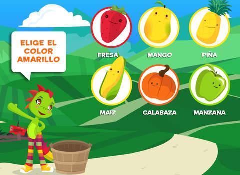 Play & Learn Spanish - Farm screenshot 7