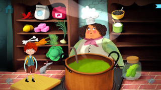 Jack and the Beanstalk by Nosy Crow screenshot 3