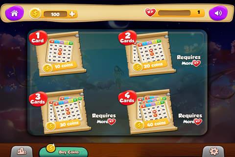 AAA All in Bingo World - Lucky Las Vegas Casino Pr - náhled