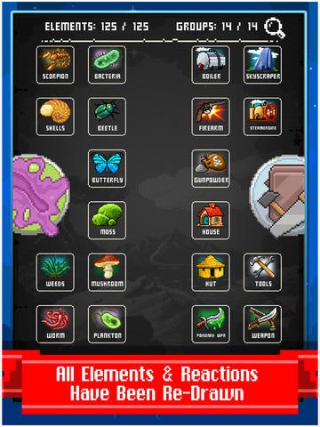 Doodle God: 8-bit Mania screenshot 8
