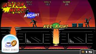 Action Hero screenshot 3