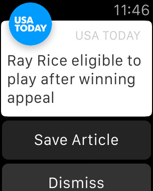 USA TODAY - News: Personalized screenshot 12