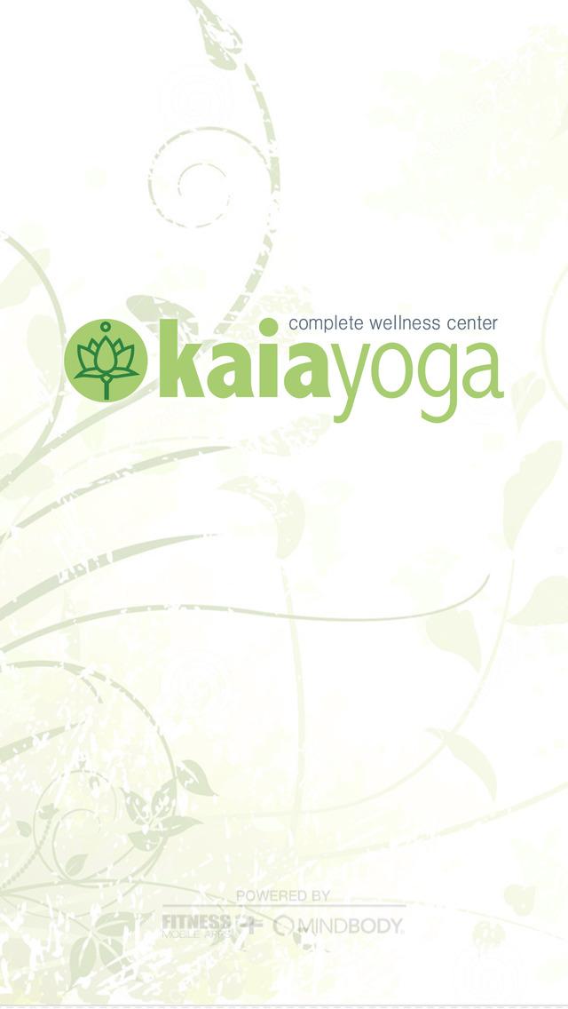 Kaia Yoga screenshot #1