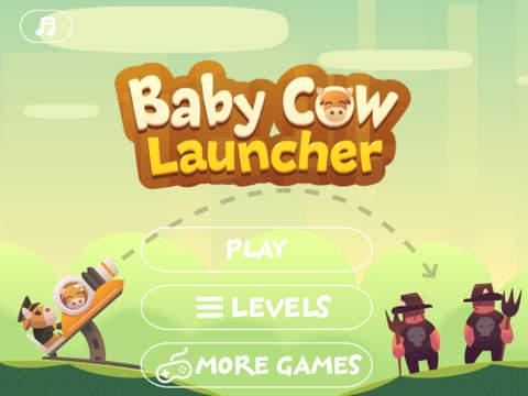 Baby Cow Launcher screenshot 6