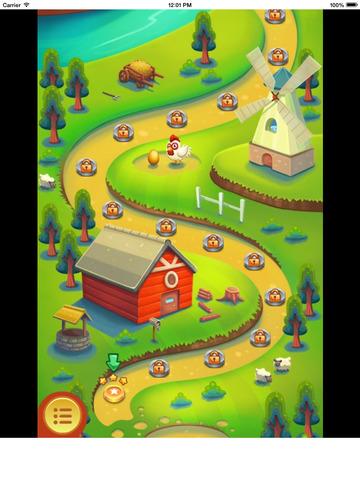 Fruita Swipe Free Game screenshot 10